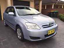 Toyota Corolla 2006 Automatic Roselands Canterbury Area Preview