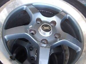 roh wheels and tyres $160 ono Mount Nasura Armadale Area Preview