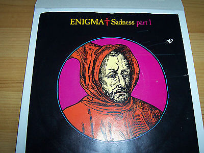 "Enigma - Sadness - 7 "" Single"