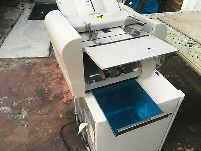 Mbm 306a Automatic Paper Folder Folding Machine 306 Used Working Condition