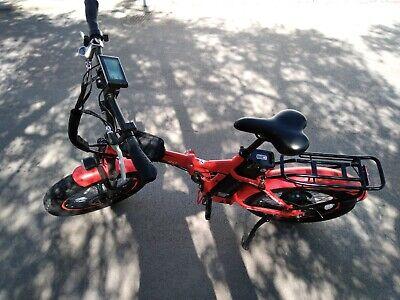 Bici elettrica HARRYS PERFORMANCE 500W (USATA)