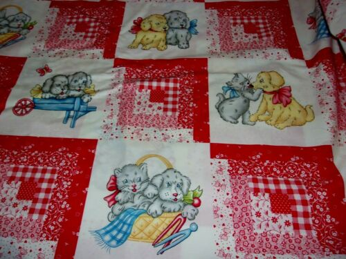 """""""Happy Days"""" for Quilters  2007 Exclusively Quilters Cotton Fabric"""