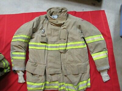 Mfg. 2010 Globe Gxtreme 481 X 35 Firefighter Turnout Bunker Jacket Fire Rescue