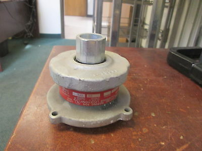 Crouse-hinds Explosion Proof Fixture Fitting Eeh02 Used