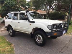 Toyota Landcruiser 80 series diesel Nedlands Nedlands Area Preview