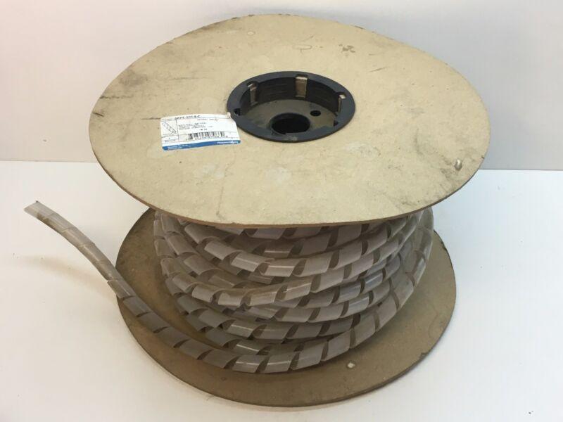 "(Apprx60ft) Thomas&Betts SRPE-500-9-C Catamount Polyethylene Spiral Wrap 1/2"" OD"