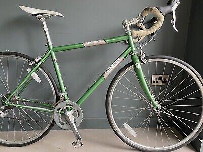 2014 Genesis Equilibrium 10, 52cm, Gloss Green, Steel, Shimano Tiagra, VGC