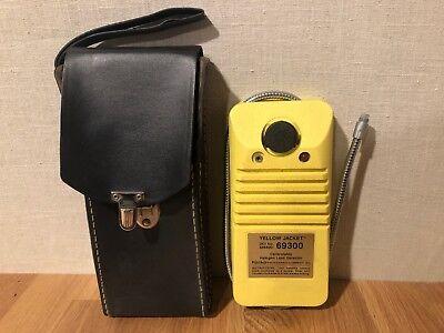 Ritchie Yellow Jacket Calibratable Halogen Leak Detector Model 686800-69300