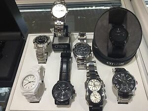 HUGE Selection of Men's Watches