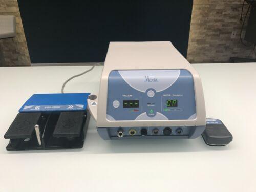 Refurbished Moria Evolution 3E Microkeratome Console w Foot Pedals