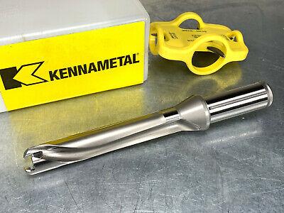 Kennametal Indexable Drill 17mm - 17.99mm Coolant Thru Ktip0669r5scf075