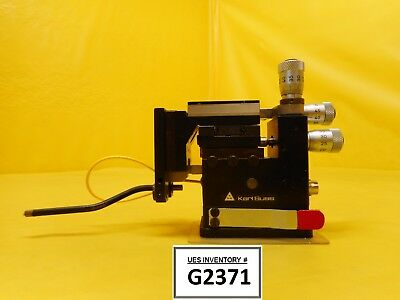 Karl Suss Ph150 Microscope Inspection Micropostioner Used Working