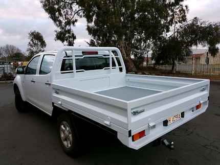 New ute trays built to order