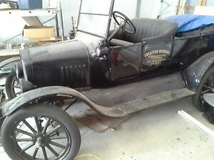 ford 1921 model T
