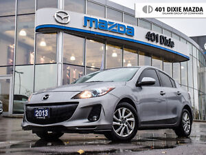 2013 Mazda Mazda3 GS-SKY,1.9% FINANCE AVAILABLE, ONE OWNER
