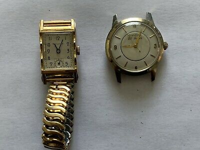 Vintage Bulova Watches