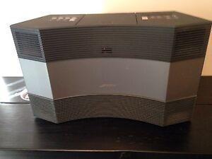Bose wave radio /cd