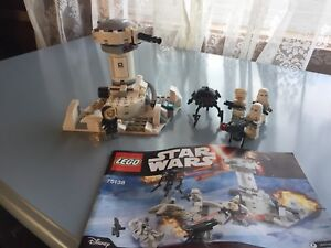 Lego Star Wars Assault on Hoth**Retired**