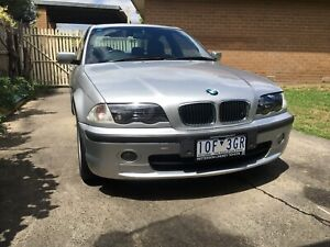 BMW 318 i E46 Excellent condition