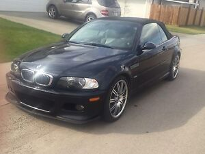 2004 BMW M3 Convertible MT