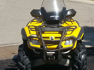 2008 can am outlander for sale