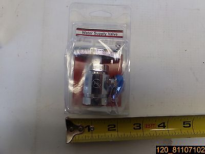 Water Suppy Valve 12 Steel Pipe Inlet X38 Comp Water Line 06-7203