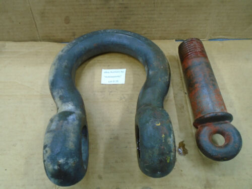 """D29 Large 35 Ton Screw Pin Lifting Rigging Anchor Shackle 2"""" USA Made"""