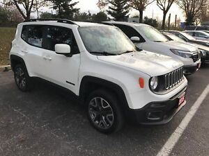 2015 Jeep Renegade North LEATHER, 4X4, NAVIGATION, LOTS OF FUN