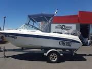 Baysport Boat 2015 Yamaha 70HP Fourstroke 4 Stroke Fishing Capalaba Brisbane South East Preview
