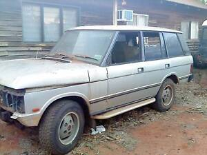 1989 Range Rover Range Rover Wagon wecking x 2 cars plus a goer! Broome Broome City Preview
