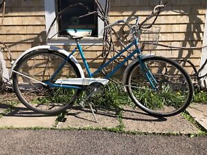 Vintage CCM Rambler bicycle for sale