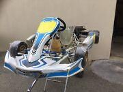 Go Kart Ricciardo Junior Chassis Leederville Vincent Area Preview