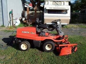 "Kubota F1900e diesel hydrostatic drive outfront mower slasher 52"" Ulmarra Clarence Valley Preview"