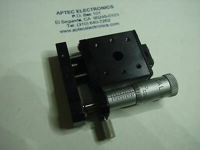 Parker Hannifin Daedal Travel Precision Linear Stage Nos 12 Travel Nice