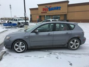TRUSTY needs a home (2004 Mazda 3 Sport Hatchback)