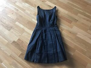 Black Portmans Woman's Dress size 8 Port Melbourne Port Phillip Preview