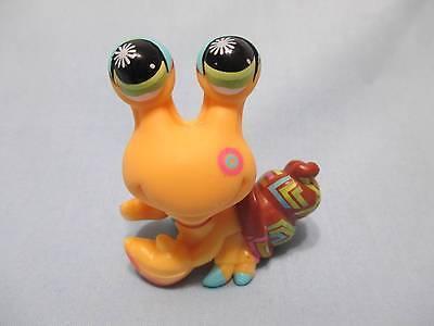 Pets Hermit Crab - Littlest Pet Shop Hermit Crab Postcard 1008 Authentic Lps