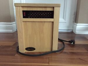 Sunheat electric heater