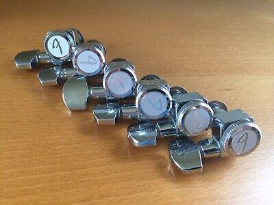 Fender Locking Tuners Chrome