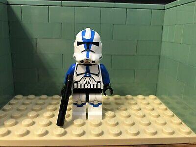 Lego Star Wars 501st Clone Trooper Minifigure 75002 AT-RT 75004 Z-95 Headhunter