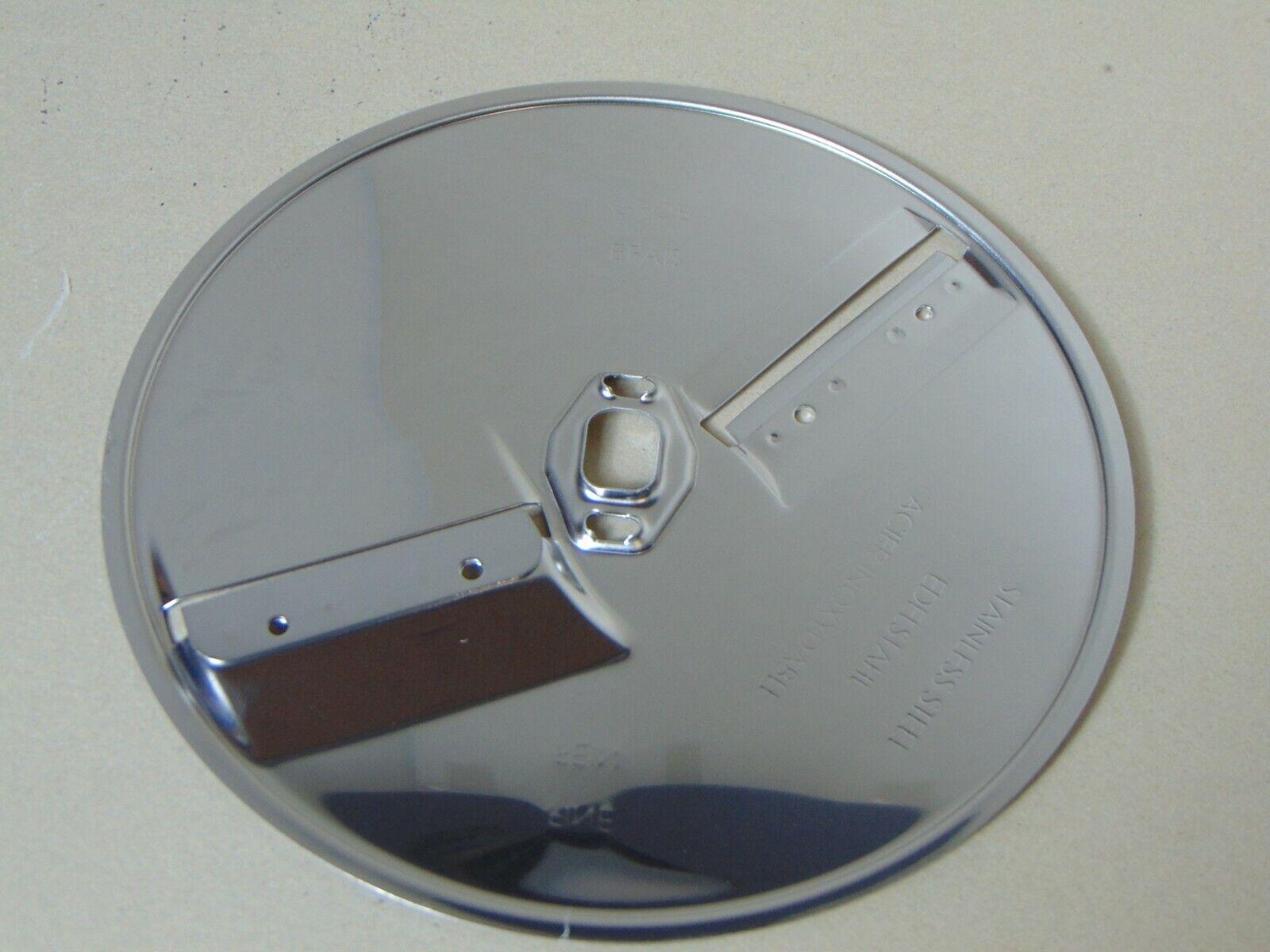 Original Ersatzteil für Bosch MUM4880 Küchenmaschine / Scheibe Edelstahl
