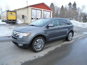 Ford Edge limited sport