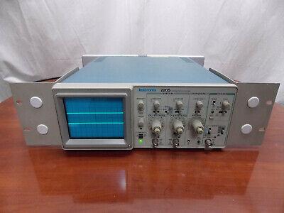 Tektronix 2205 20 Mhz Oscilloscope