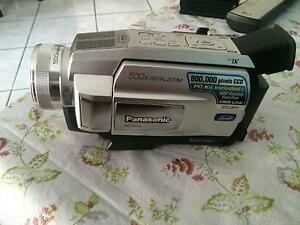 Panasonic Digital Video Camera NV-DS60A Padstow Bankstown Area Preview