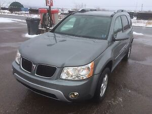 2006  Pontiac Torrent All Wheel Drive