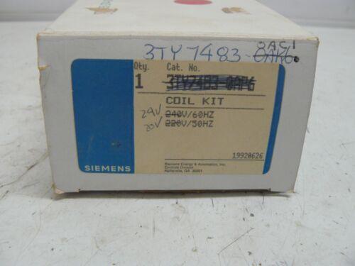 Siemens 3TY7483-0AC1 coil new