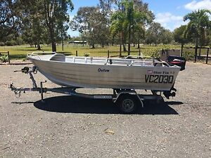 Bluefin 4m Outlaw Boat for sale Booral Fraser Coast Preview
