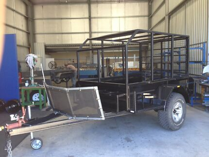 MOBILE TRAILER 'REPAIRS - SERVICING',   HORSE FLOATS, CARAVANS Adelaide CBD Adelaide City Preview