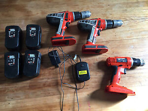 Black and Decker Cordless Drills 18v Bowral Bowral Area Preview