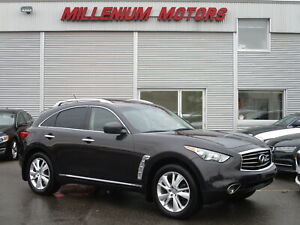 2012 Infiniti FX35 AWD / NAVIAGATION / 360 CAM / SUNROOF / LOW K